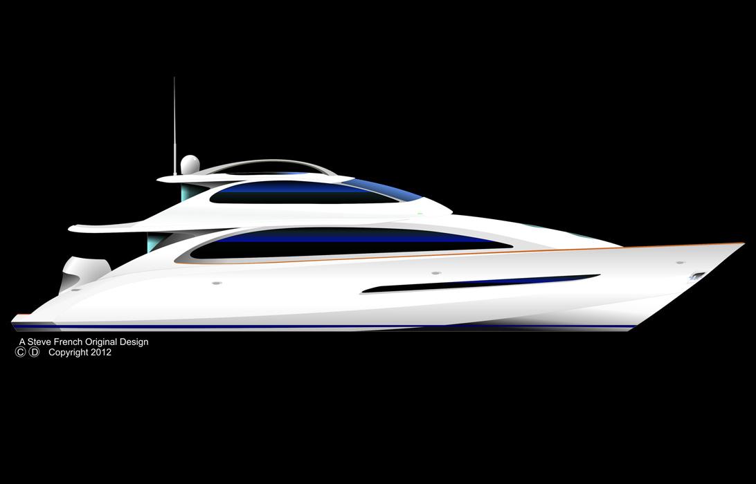 110 Luxury Yacht