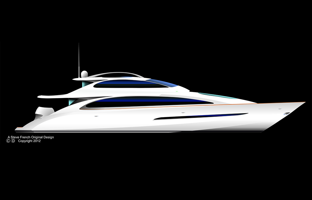 120 Luxury Yacht