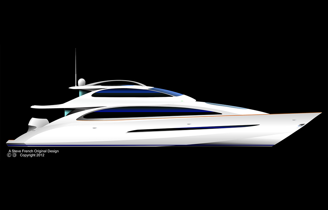 155 Luxury Yacht