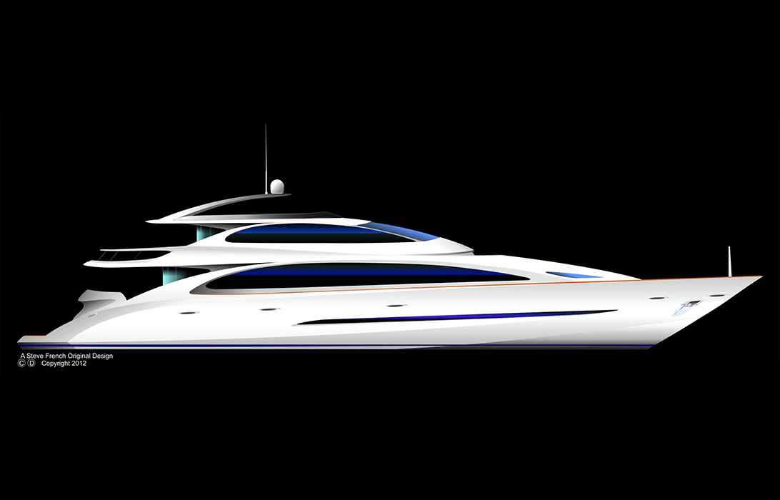 165 Luxury Yacht