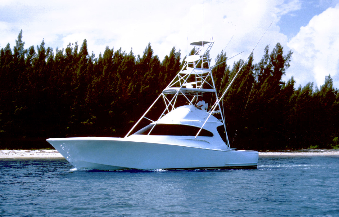 SF 46 FLYBRIDGE