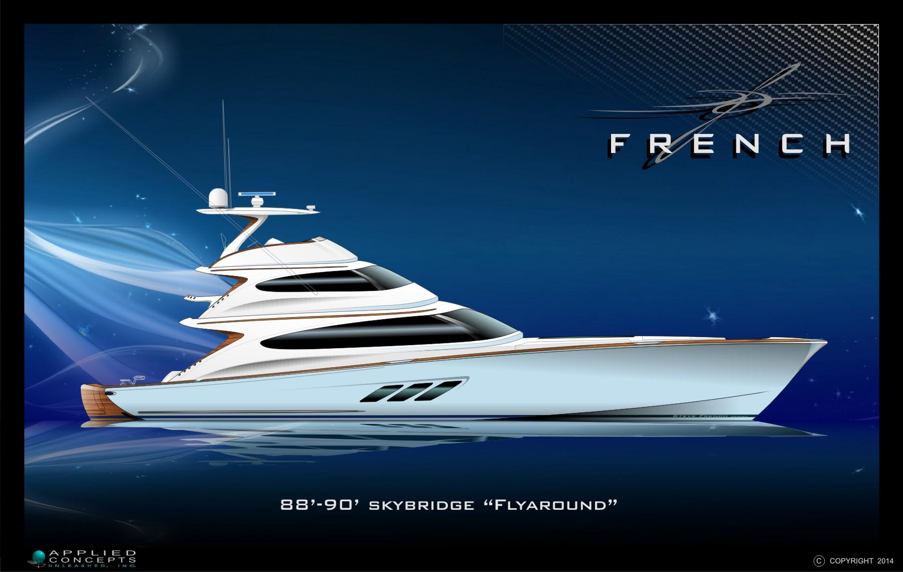 88-90 Skybridge Flyarounds